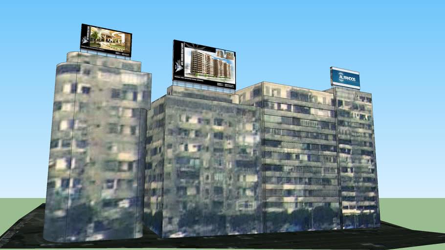 al galaa buildings by archiect ; mohammed sharaf eldeen