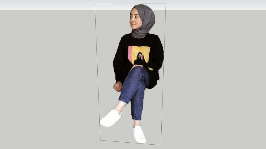 arab people woman 7