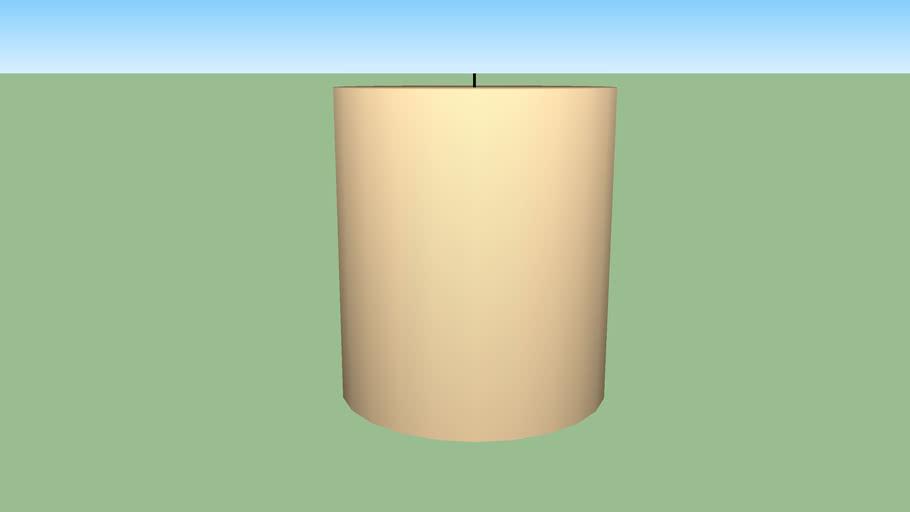 """4"""" x 4.5"""" Pillar Candle"""