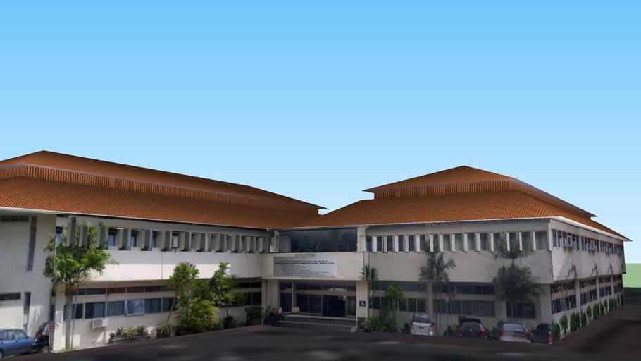 Gedung Teknik Industri Universitas Gadjah Mada