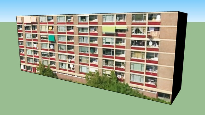 Строение по адресу 1066 AA Амстердам, Нидерланды