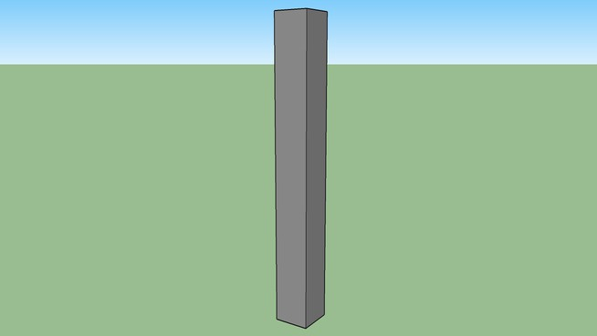 Thin & Tall building