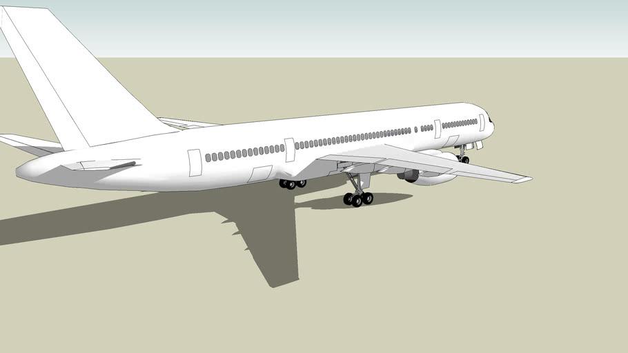 Boeing 757-200 [BLANK]