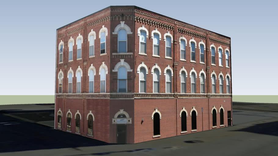 The Henry Berg Building