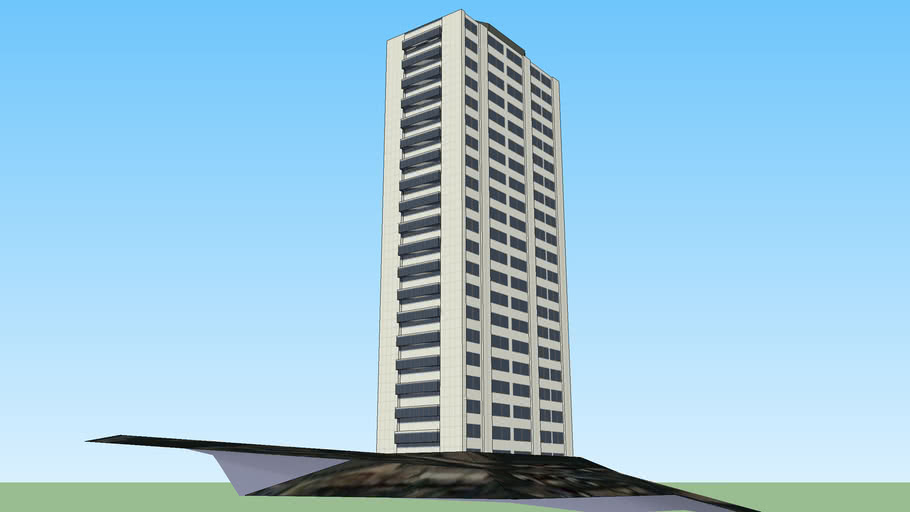 residential tower elahiyeh-برجی در الهیه-part 1