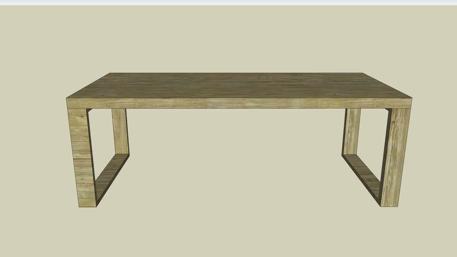 mesa quadro lateral