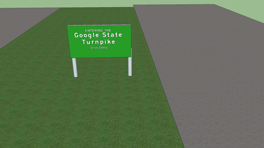 Google State Turnpike Mile 0- circa 1990