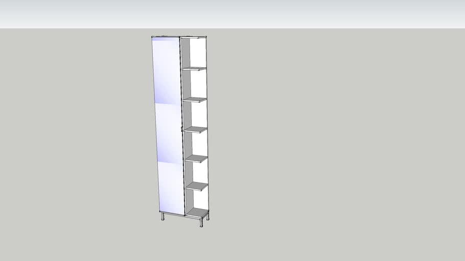 Ikea Colonne de rangement Lillangen   3D Warehouse