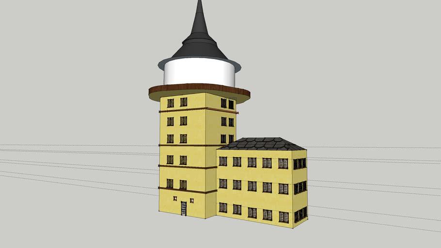 Yeni tarihi yapı
