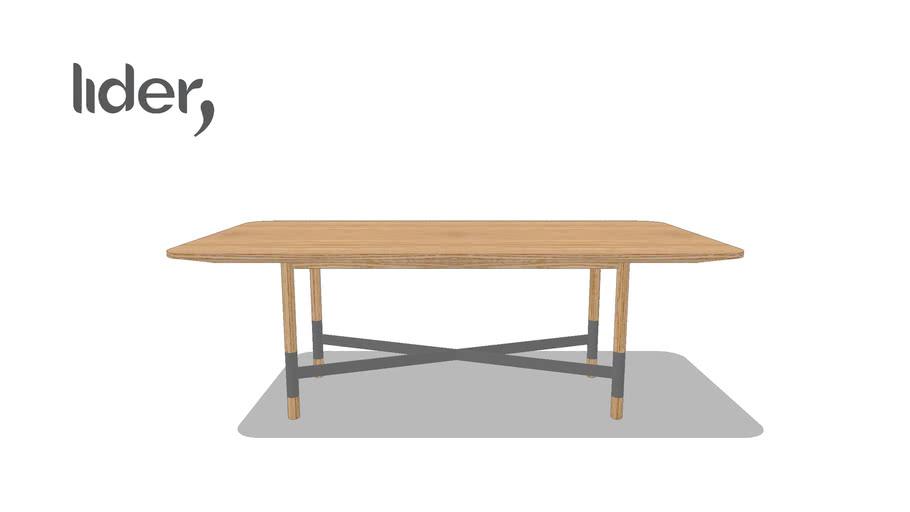 Mesa de jantar Lia