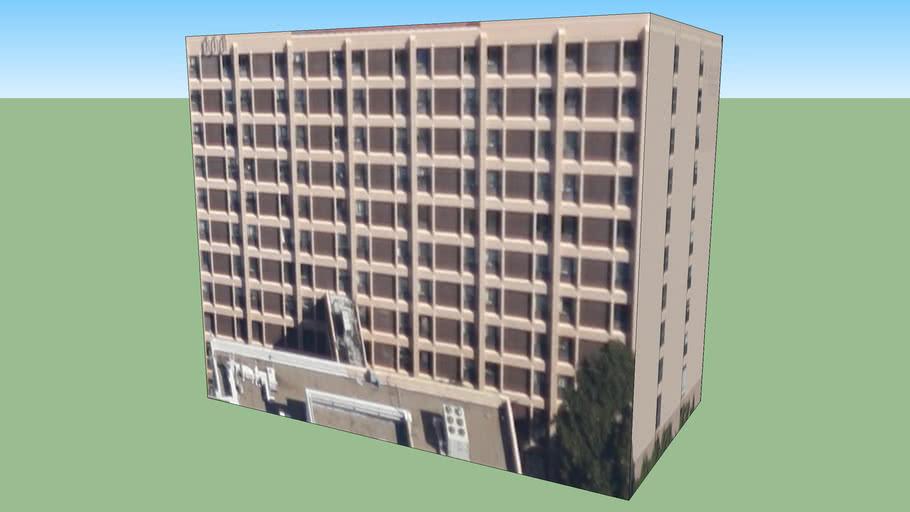Gebäude in San Francisco, Kalifornien, Vereinigte Staaten