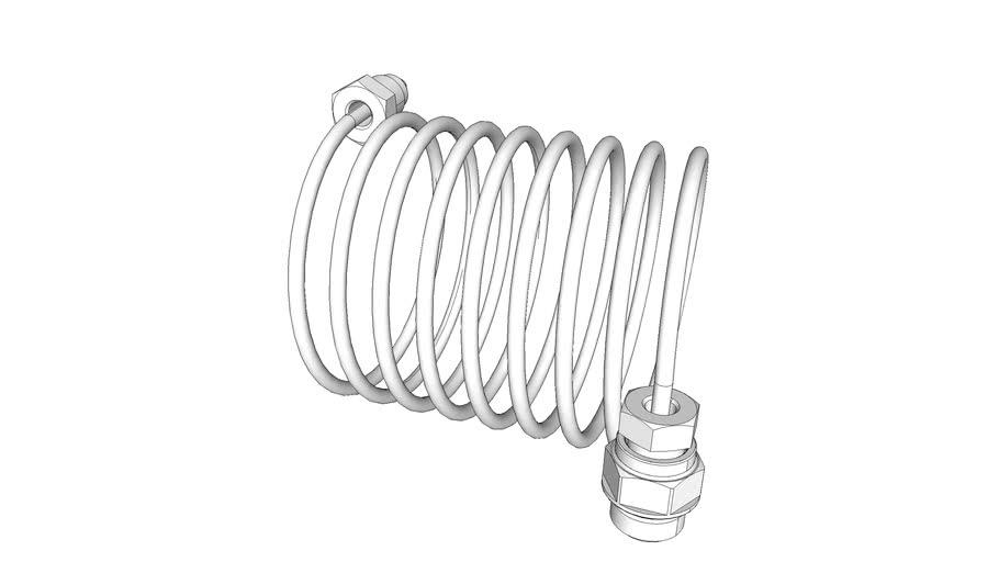 VT.040-VT.041_ VALTEC capillare импульсная трубка с присоединительными фитингами