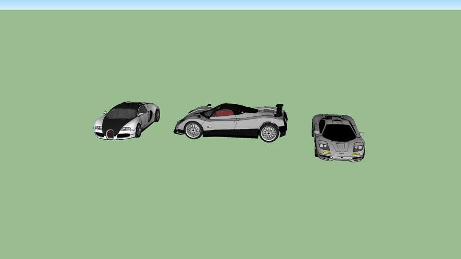 Bugatti Veyron (2008)