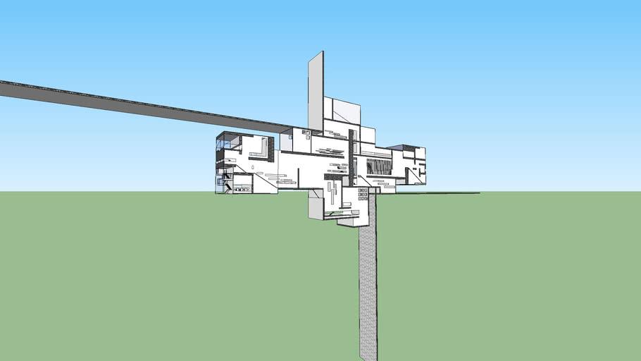 ARCH1101 Mies Bridge - Experiment 3 - z3415454