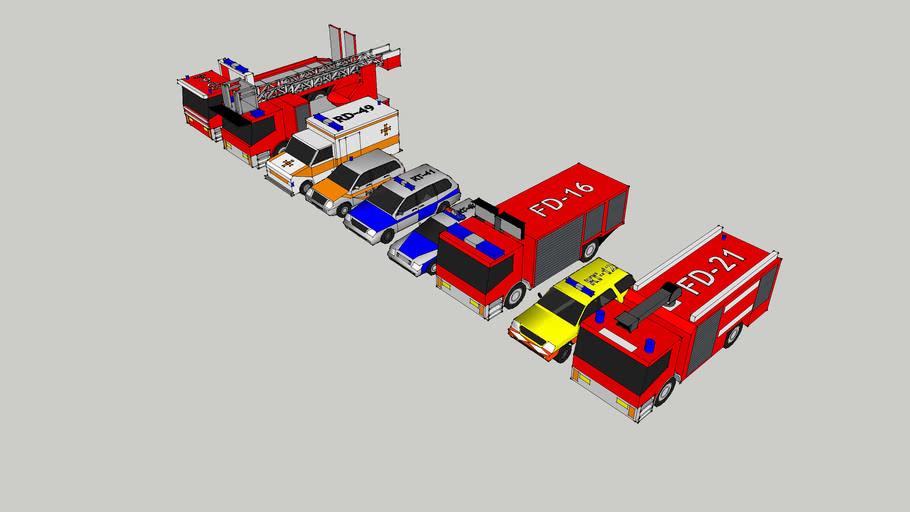 Emergency Vehicles (Part 1)