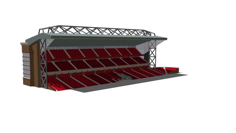 FC Humber - King Richard Main Stand (Red)