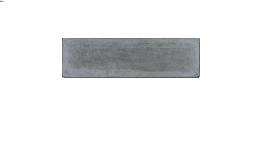 Tijolo Cimentício Concreto