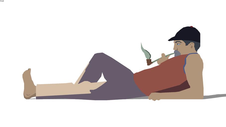 Barefoot Dude