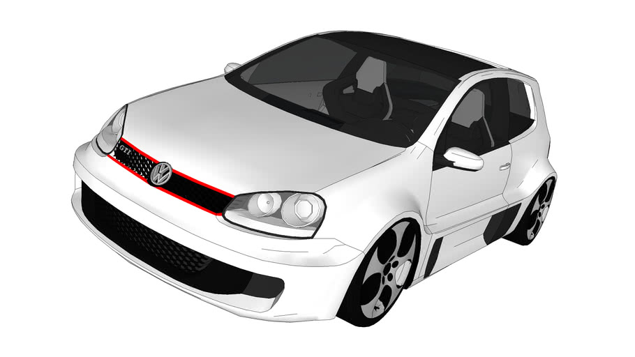 VW GTI W12 650