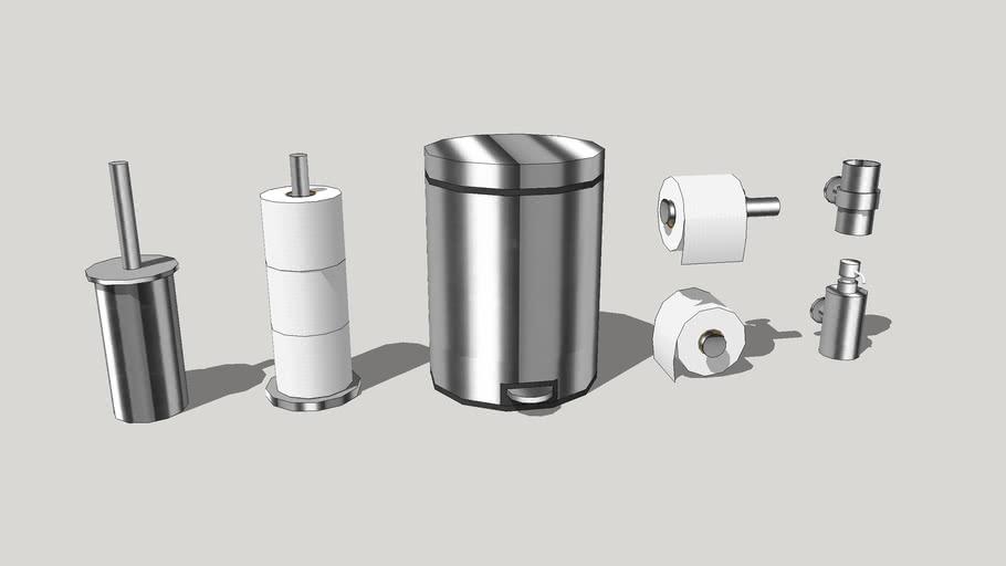 Toilet_Accessories_Set_Modern_1