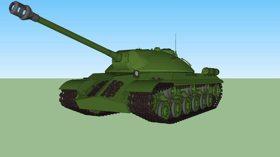 IS-3 / JS-3 (Soviet Tank)