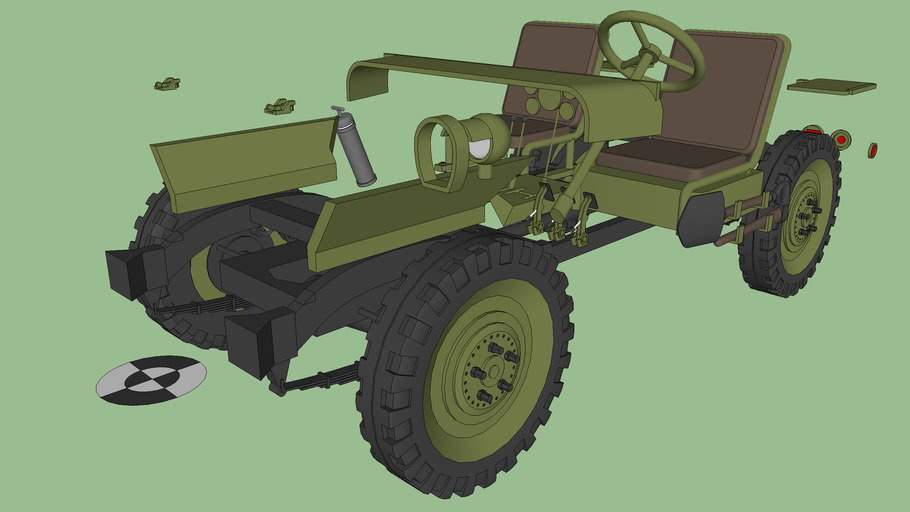 Willys Jeep - Basic