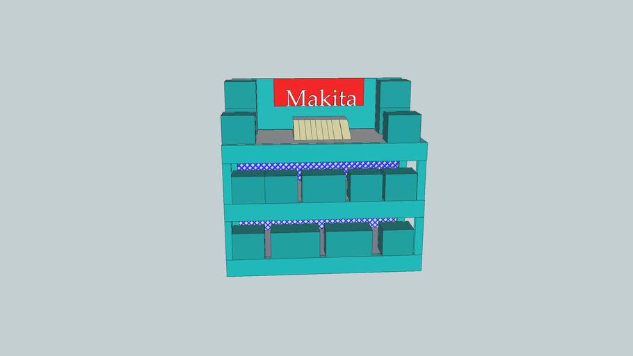 Makita Display Model