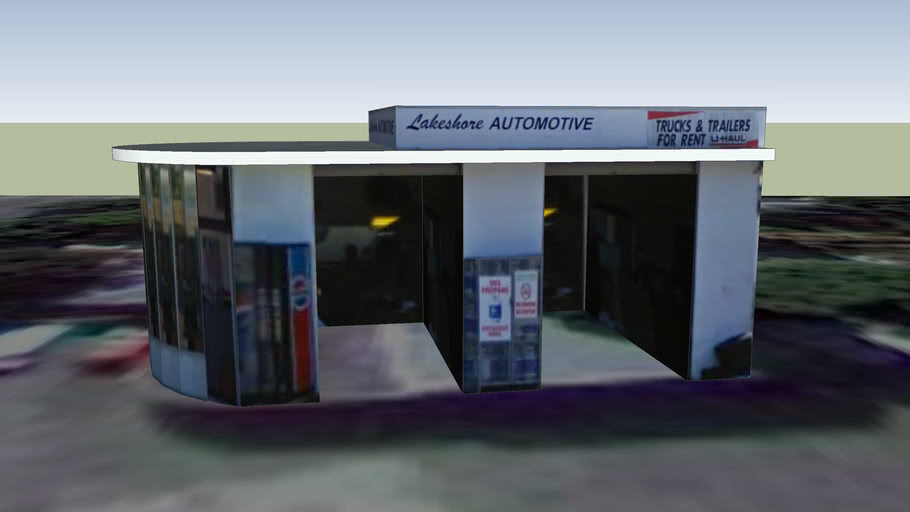 Lakeshore Automotive.
