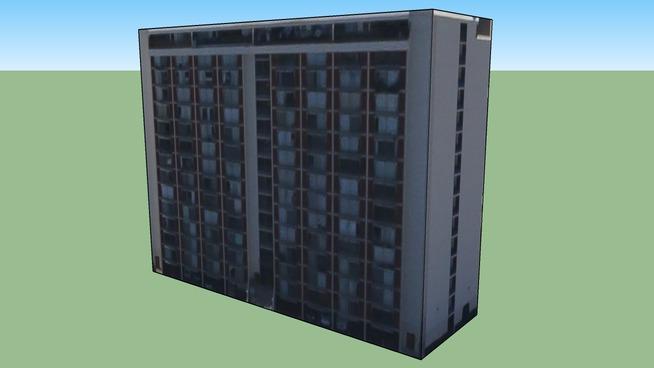 Construção em Honolulu, HI, USA