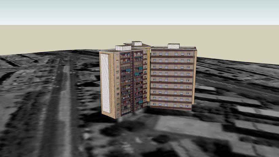 Bloque de pisos - Rio de Janeiro 106-108-110
