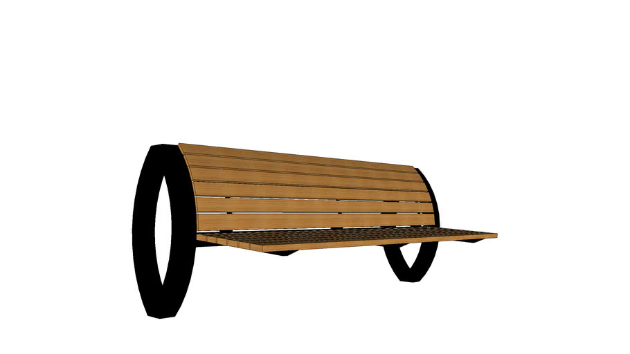 Marshalls Ferroscast Waterside Seat