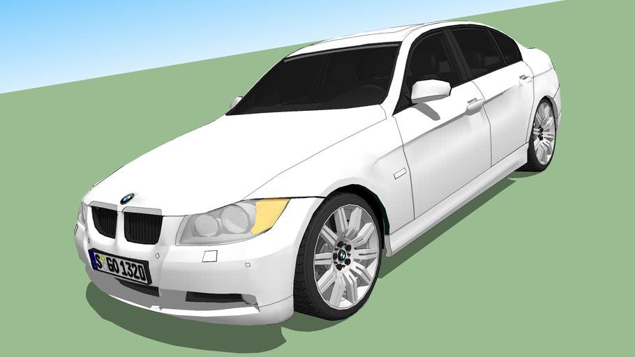 BMW 320i E90