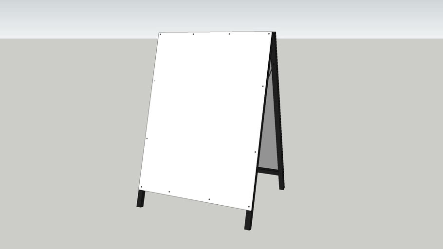 A frame Mr Whiteboards