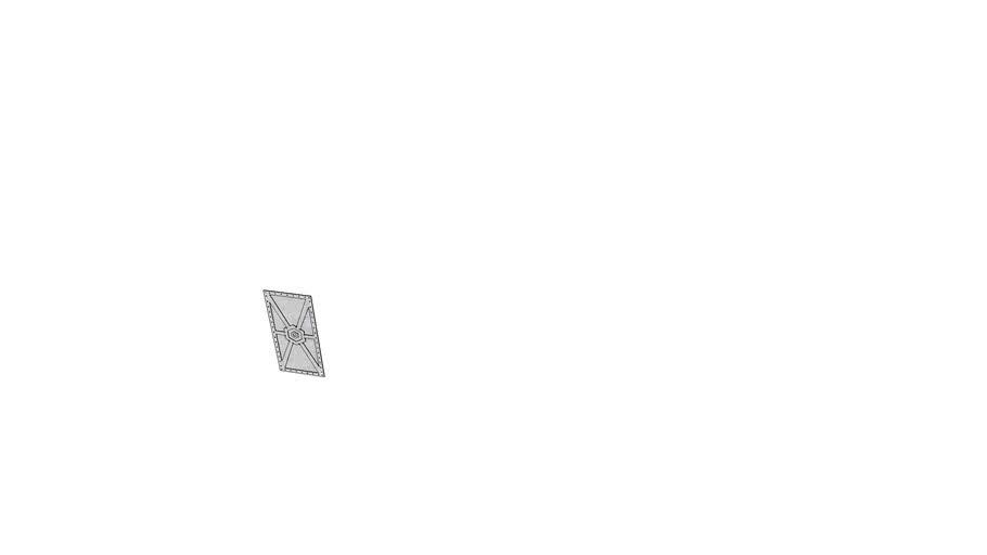 4x8 Shield wall panel