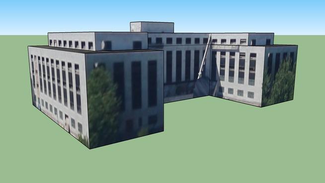 Building in Salem, OR, USA