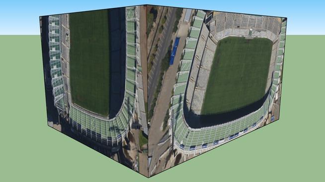 Free State Stadium,Bloemfontein,South Africa
