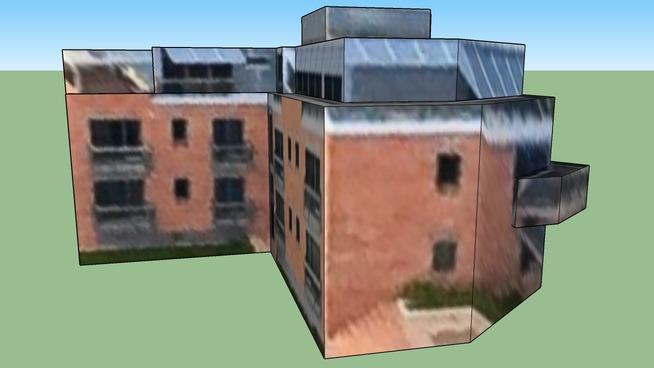 Bâtiment situé Édimbourg EH4 3AJ, Royaume Uni