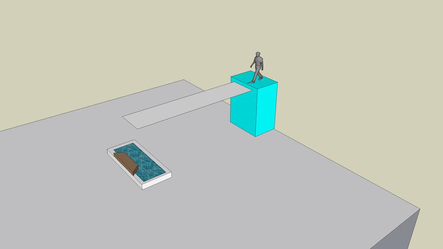 SketchyPhysics pool jumper