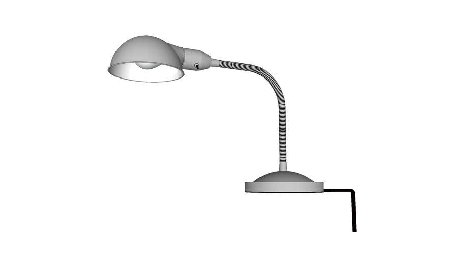IKEA Format table lamp.