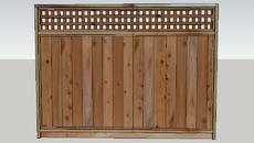Panel + Fence