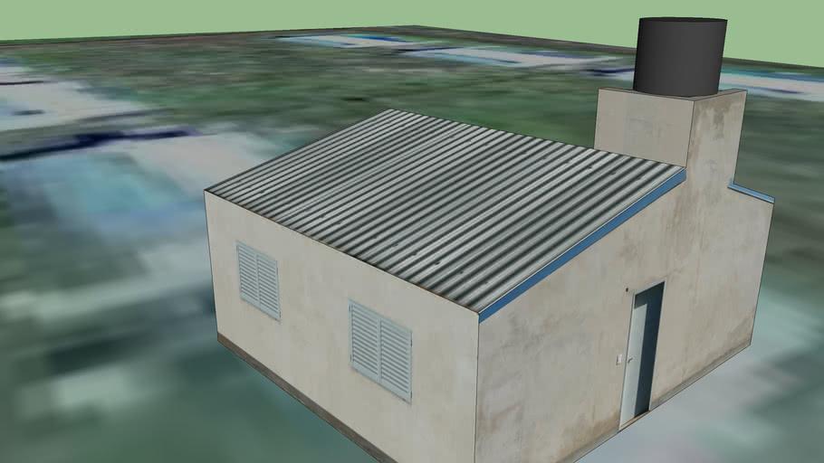 Casa Plan Federal 2 , Barrio Indular