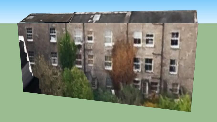 Building in Edinburgh EH1 3RR, UK