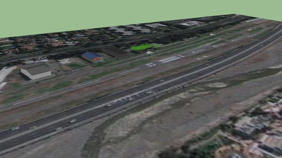 Aeródromo Municipal de Vitacura, Santiago de Chile