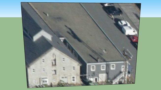 Edificio en Boston, MA, USA