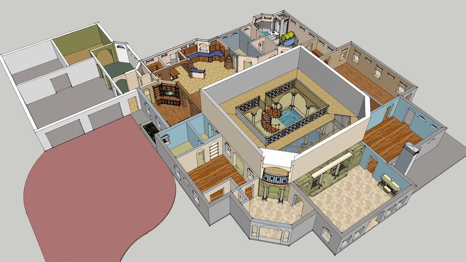 My Dream House 3d Warehouse