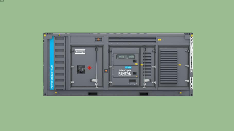 Power Module 1500