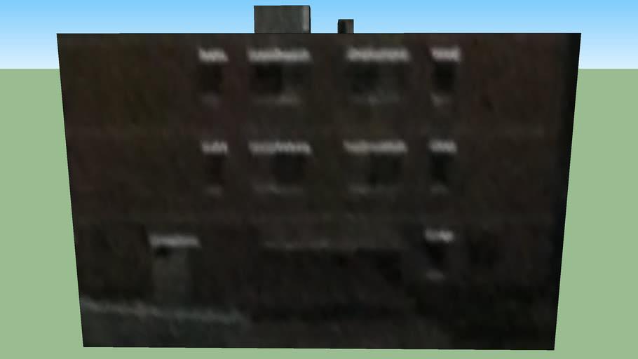 建物のモデル