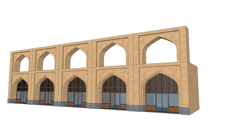 persian bazaar