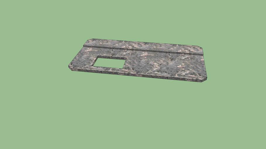 Kitchen Island Countertop Stone