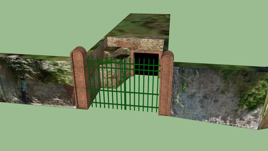 Piscina Cardito o Cisterna di Pozzuoli (NA)